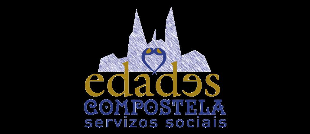 Logotipo Edades Compostela